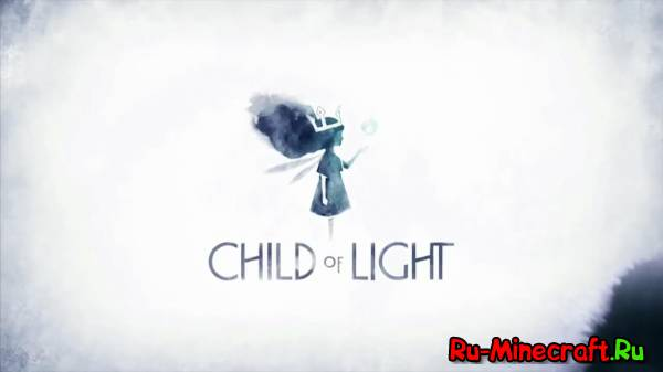 [Game] Child Of Light - Ребёнок среди света...