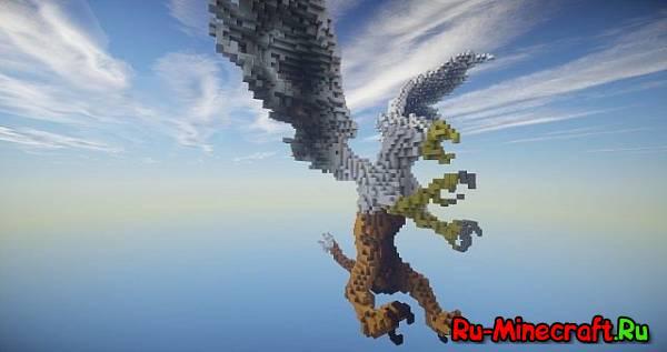 [MAP] Aduros Return - Дракон и два Гриффона
