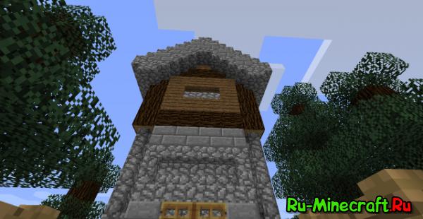 [Map] Small House 1.5.2 by masonnic