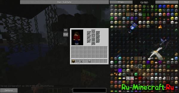 Crazy Craft v.3 - Сумасшедшая Сборка [ 1.7.10] [1.6.4]