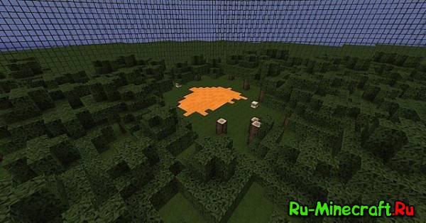 [Map] Surival games - голодные игры