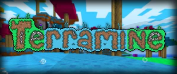 TerraMine - Террария в Майнкрафте! [1.6.4]
