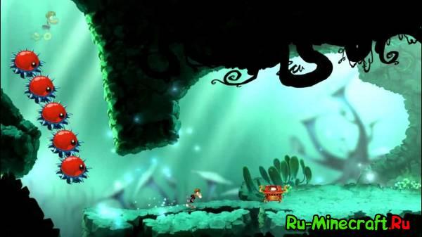 [Game] Rayman Origins - красочная и расслабляющая игра