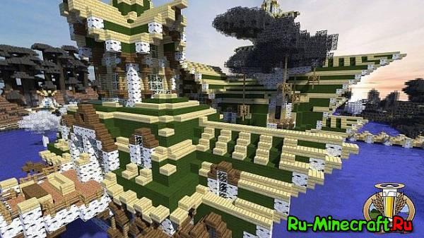 [Map] Elvish Palace — Дворец эльфов