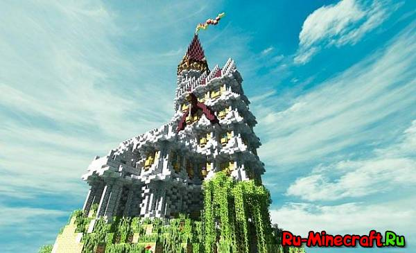 [MAP] Fantasy Castle - Фантастический замок