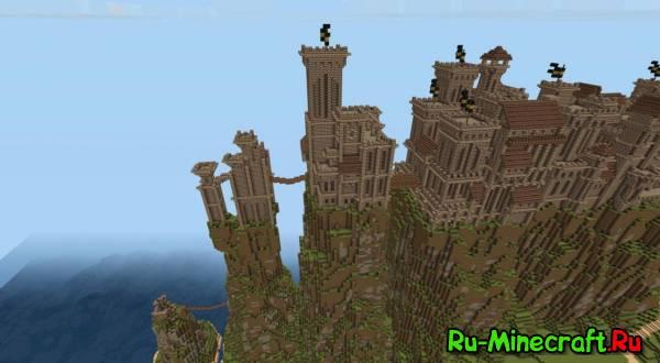 [Map] Pyke Castle — Красивый замок