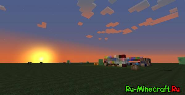 [1.7.2][Recourse pack] Modern MineCraft