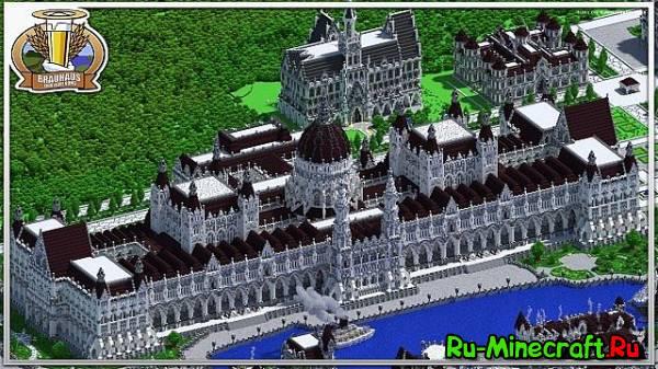 [Map] Hungarian House of Parliament — Здание парламента