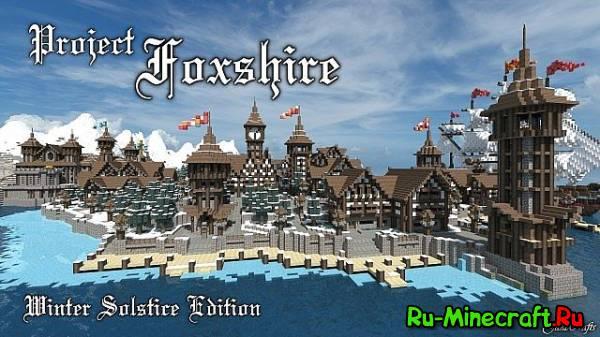 [Map] Foxshire — Средневековая деревня