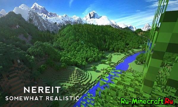 [Map] Nereit — Горный ландшафт