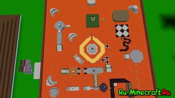 [Map] Mario 64 Full — Полная карта из Марио