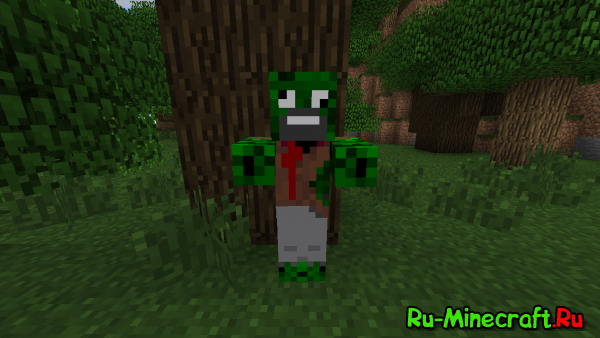 Mo' Zombies Mod - новые зомби! [1.7.10-1.5.1]