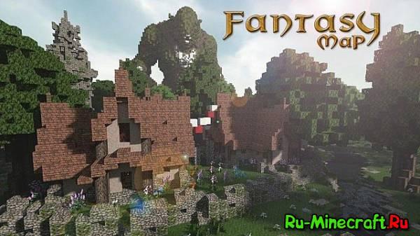 [Map]Fantasty - Не просто карта, а фантастика!