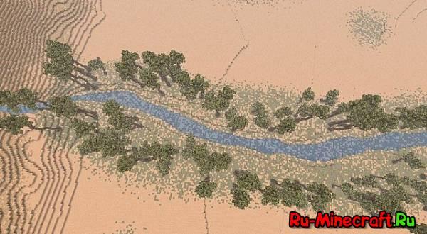 [Map] The tahimbera desert - пустыня