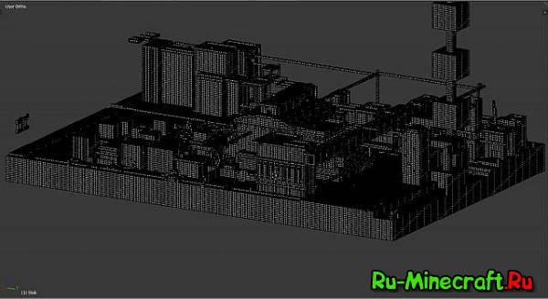 [Map]Resident Evil 2 - Обитель зла