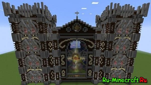 [Map] Fid's Cathedral - хорошая карта под spawn сервера