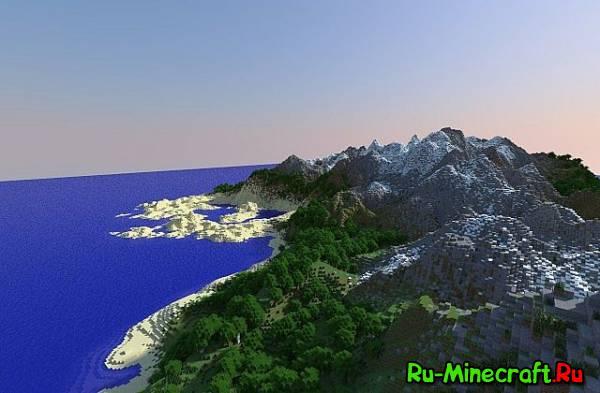 [Map] Sundar island - остров