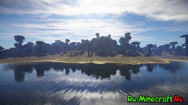 [Map][Realistic terrain] Tropical landscape - тропики