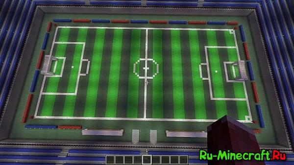 [Map] Football stadium - футбольный стадион