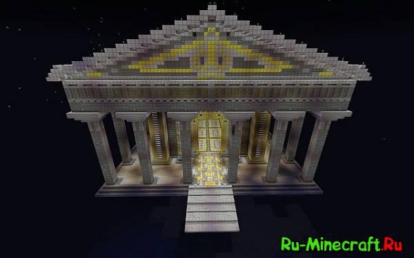[Map]Temple of Zeus - ЗЕЕВС