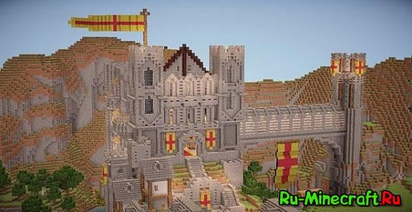 [Map] Fallen Kingdom - Средневековье!