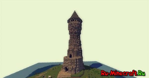 [Map]Lonely Tower - одинокая башня :(