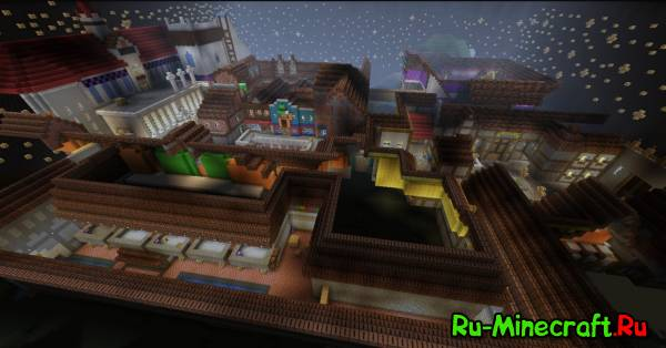 [Map] Kingdom Hearts 1 Adventure Map
