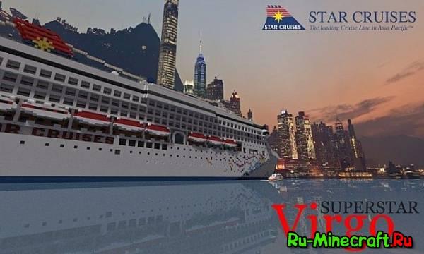 [MAP] Cruise Ship - Круизный лайнер