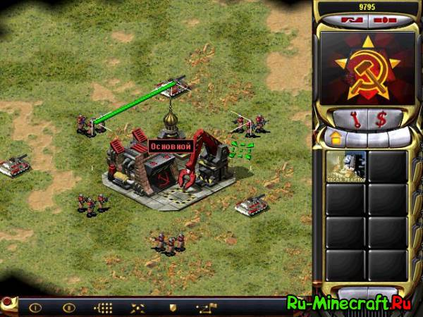 [Game] Command & Conquer Red Alert 2 - СССР против США!
