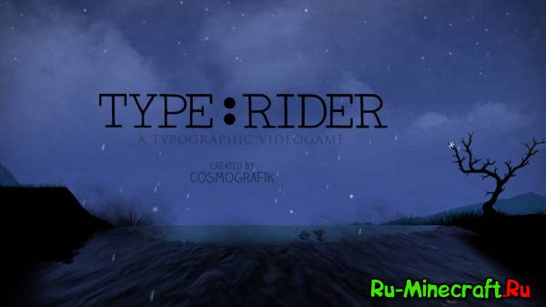 [Game][Windows/Android/iOS] Type:Rider — Потрясающий платформер