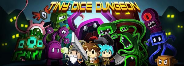 [Разное][Android][iOS] Tiny Dice Dungeon - интересная пиксельная игра