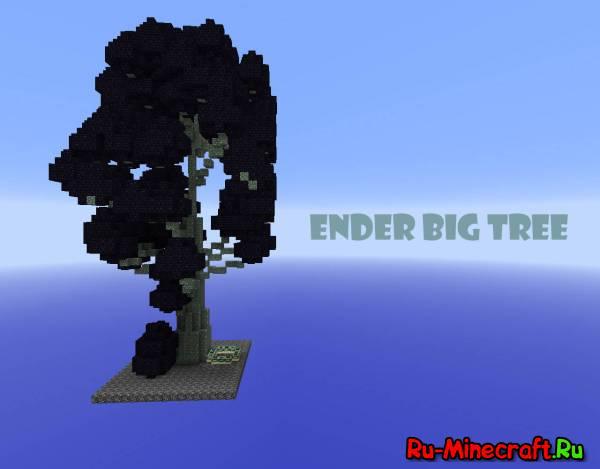 [Map] Big Tree Survival - развиваемся на карте с деревьями