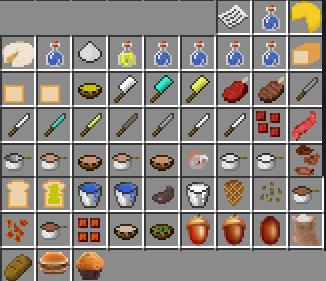 Kitchens mod - кухонька [1.6.4]