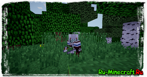 [Client][1.7.2] Средневековый клиент minecraft by maelan.