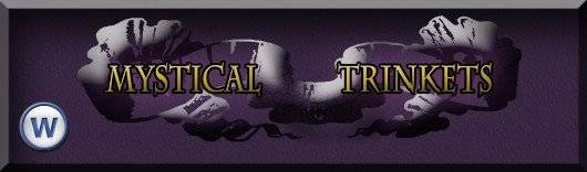 Mystical Trinkets - мистические вещи [1.7.2]