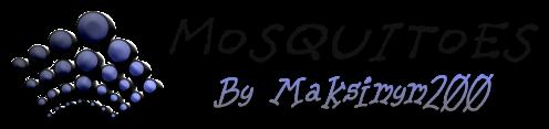 [Guide] Комары. (For 1.8+)