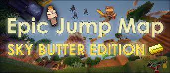 [Map][1.4.7] EJM Sky Butter Edition - Масляный паркур!