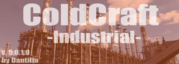 1.7.2\1.7.10 ColdCraft Industrial Техническая сборка майнкрафт с модами