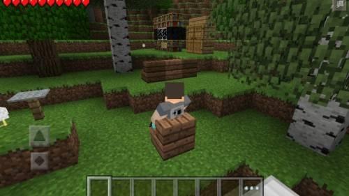 Мод Furniture для Minecraft PE мебель