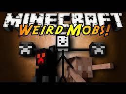 Weird Mobs Mod - Странностей еще больше [1.7.10|1.7.2]