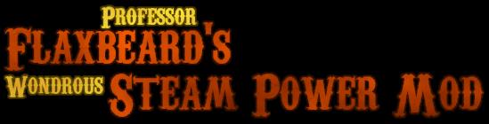 Flaxbeard's Steam Power  - Стимпанк мод! [1.7.10\1.7.2]