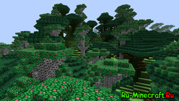 [1.7.2] Eternal Isles - замена DivineRPG