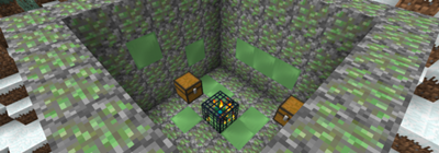 [Мод][1.7.2][1.7.10][1.8] Slime Dungeons - Слизневый данж.