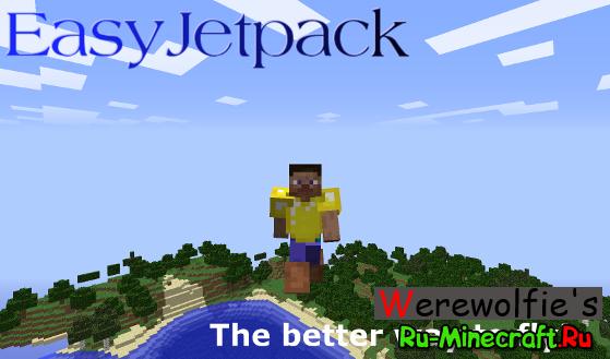 [Plugin][Bukkit][1.7.9] Easy JetPack - Добавь веселья и Джет-паков к себе на сервер