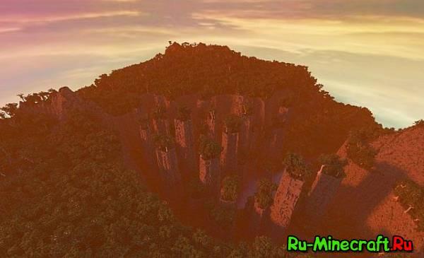 [Map]Chinese Mountains - китайские горы!