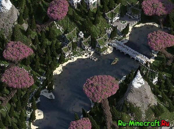 [Map] Elven Valley  - Эльфийская долина