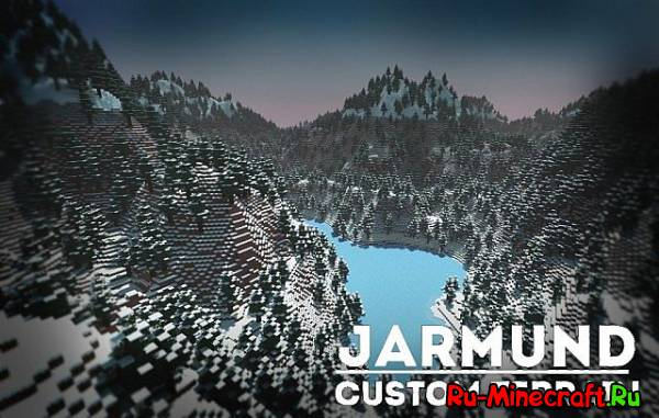 [Map]Jarmund - кастом терреин