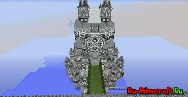 [Map]Sea Dragons - красивейший замок