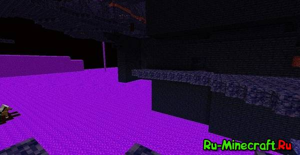 [1.7.10][16x16] Scorched World — Адский мир