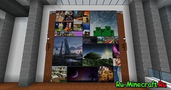 [1.7.4][32x32] Organics — Современный реализм